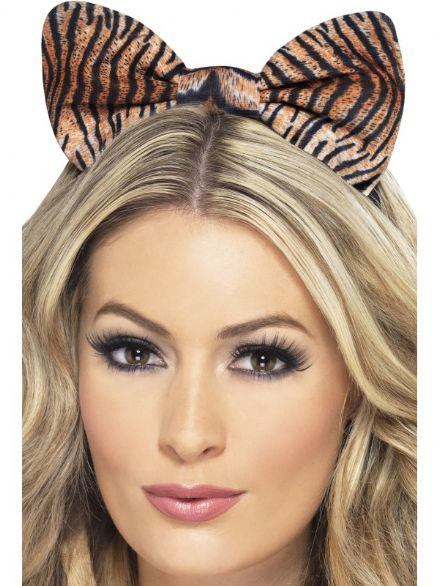 Fever Tiger Print Bow